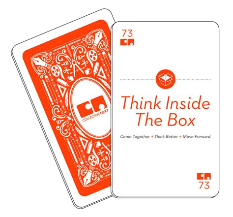 Think Inside The Box by Think Inside The Box Collective Next Card 73