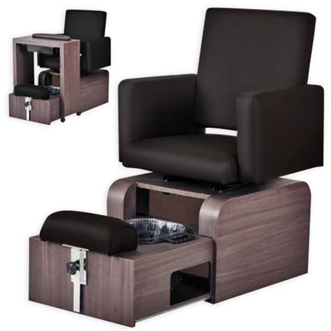 pibbs ps10 san remo plumbing free pedicure chair
