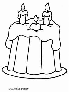 Dessin Gateau Anniversaire : dessin gateau anniversaire 2 ans ~ Melissatoandfro.com Idées de Décoration