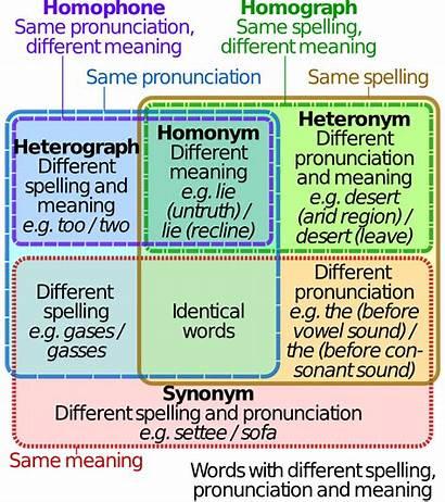 Homophone Homograph Wikipedia Wiktionary