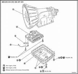 G35 Coupe Auto Transmission Light Flashing