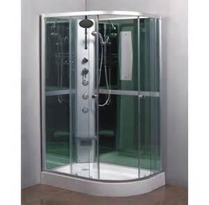One Piece Acrylic Tub Shower Units by Prefabricated Glass Shower Stall Enclosure Prefabricated