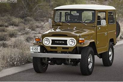Cruiser Toyota Fj40 Land 1977 4x4 Suv