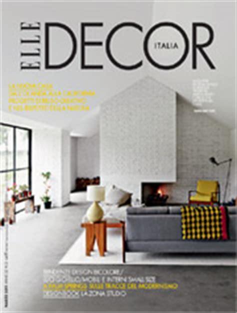 riviste di arredamento interni decor