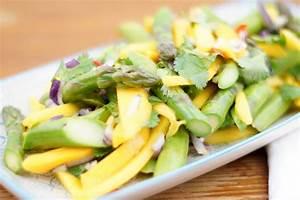 Spargel Avocado Salat : spargelsalat mit mango elle republic ~ Lizthompson.info Haus und Dekorationen