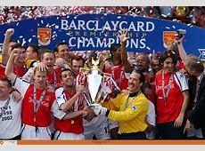 200102 Season Review Arsenal win title at Old Trafford