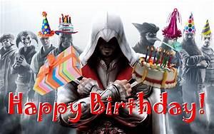 Assassins Creed-Birthday by InsolenceIncarnate on DeviantArt