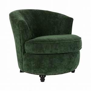 Comment Nettoyer Un Canapé En Velours : fauteuil vintage en velours freux dutchbone drawer ~ Dode.kayakingforconservation.com Idées de Décoration