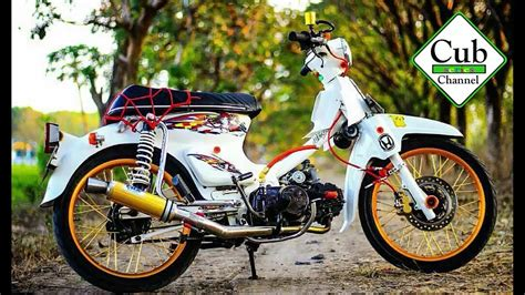 C70 Kontes Racing by Motor Honda C70 Racing Motorcyclepict Co