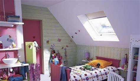 chambres d h es quelle couleur pour une chambre d enfant mansardée