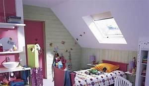 quelle couleur pour une chambre denfant mansardee With couleur pour chambre d enfant