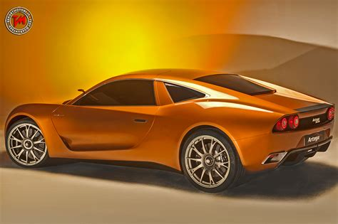 Artega Scalo Superelletra By Touring Superleggera