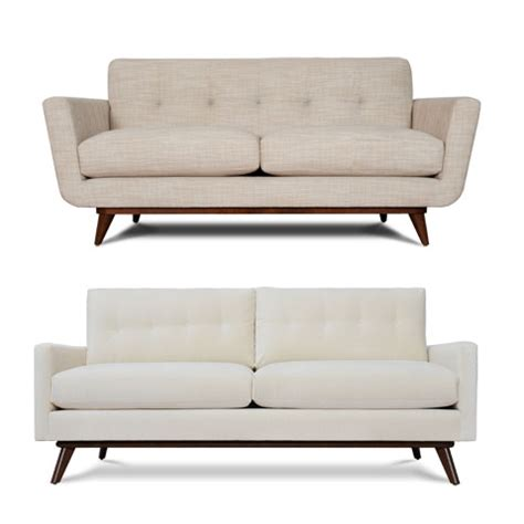 affordable mid century modern sofas sofas living room