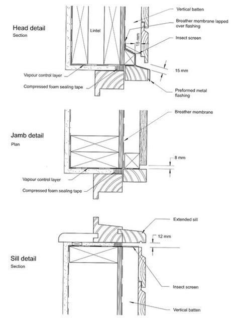 Wood Siding  Window Details  Badass Architectural
