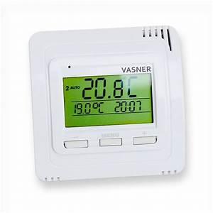 Frostwächter Mit Thermostat : vasner funk thermostat vftb sender mit display f r ~ Orissabook.com Haus und Dekorationen