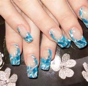 Acrylic nail designs pretty