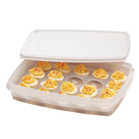 kitchen egg storage deviled egg container deviled egg holder kitchen 1595