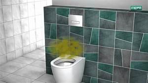 Wc Mit Geruchsabsaugung : mepa air wc youtube ~ Buech-reservation.com Haus und Dekorationen