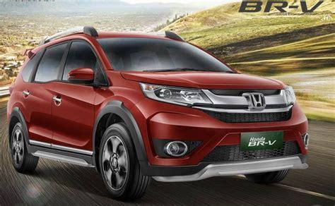 Honda Br-v Launch On 1 May 2016