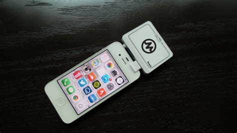 does iphone 5s nfc flojack flomio
