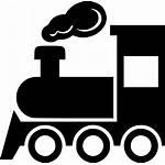 Train Steam Svg Icon Clipart Clip Silhouette
