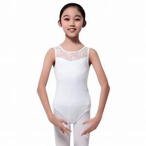 New Kids Girls Cotton Ballet Gymnastics Leotard Dance ...