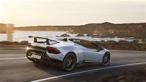 2019 Lamborghini Performante by 2019 Lamborghini Huracan Performante Spyder Wallpapers