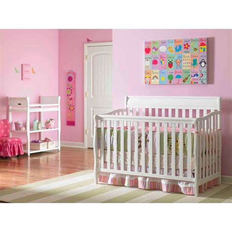 graco westbrook    convertible fixed side crib