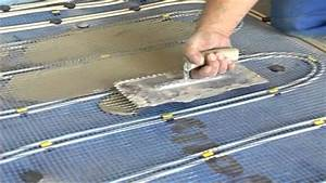 Warmwasser Fußbodenheizung Trockensystem : verlegung aquaheat warmwasser fu bodenheizung youtube ~ Sanjose-hotels-ca.com Haus und Dekorationen