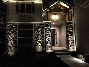 Custom landscape lighting storm irrigation omaha ne