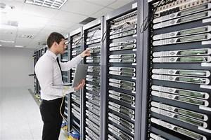 Google Server Room Photos