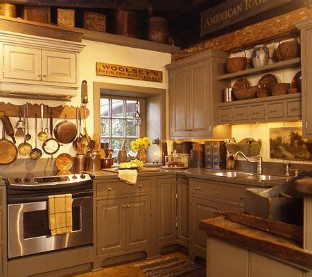 country kitchen showcase country sampler house