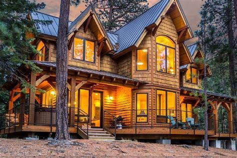 luxury cabins in luxury cabin in a spectacular pri vrbo