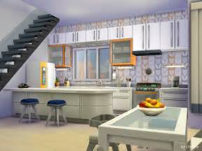 small islands for kitchens orange vibe the sims catalog
