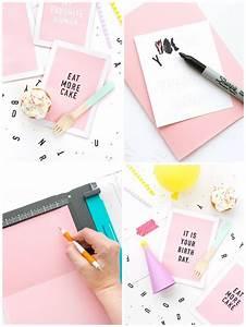 Bilder Collage Basteln : 1001 ideen wie sie eine geburtstagskarte basteln ~ Eleganceandgraceweddings.com Haus und Dekorationen