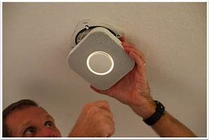 Visual Guide To Installing The Nest Protect Smoke And