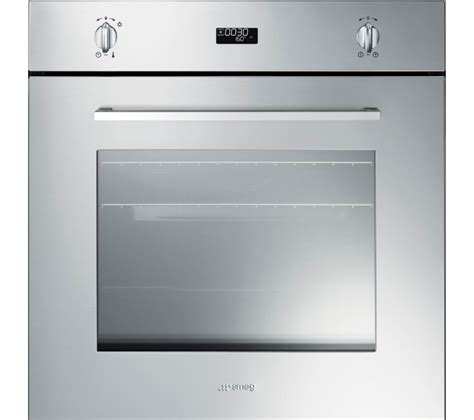 buy smeg sfx electric oven stainless steel delivery currys