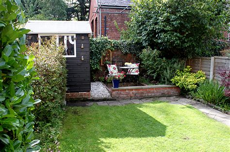 Back Garden Patio by The Reveal Of My Back Garden Patio Makeover Swoon Worthy