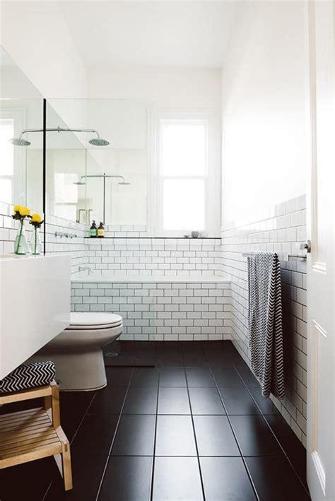 sol stratifié salle de bain la salle de bain scandinave en 40 photos inspirantes