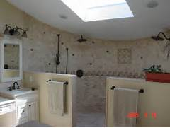 Open Shower Bath Designs by Open Shower Design Traditional Bathroom Other Metro By Alfano Renovat