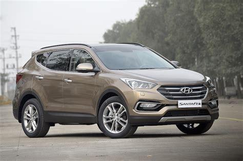 Giá Xe Hyundai Santafe 2017 Mới Nhất Hôm Nay  Hyundai Sài Gòn