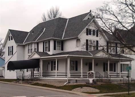 Snyder Funeral Home In Mount Gilead Ohio, Craven Chapel