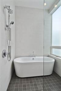 tubs and showers Bathroom. Entranching Small Bathroom With Bathtub And ...