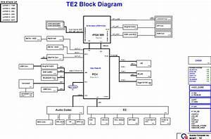 Toshiba Schematics  U2013 Page 10  U2013 Laptop Schematic