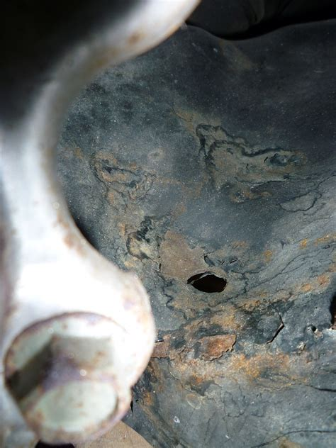rust minor potential areas problem