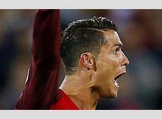 Sepa por qué Cristiano Ronaldo luce dos rayas en su peinado