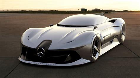 Mercedes-benz 2040 W196r Streamliner
