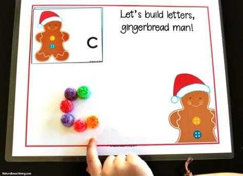 the best kindergarten and preschool gingerbread theme 456 | gingerbread preschool activities 7