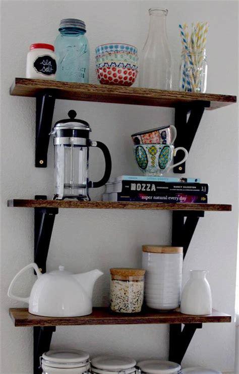 unique diy shelves  home storage diy  crafts