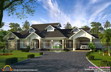 3 bedroom house floor plans may 2015 kerala home design and floor plans
